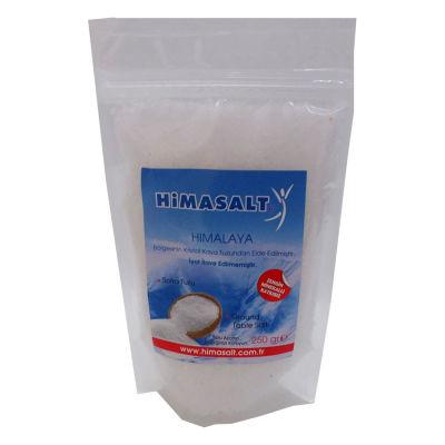 Himalaya Kristal Öğütülmüş Tuz Beyaz 250 Gr