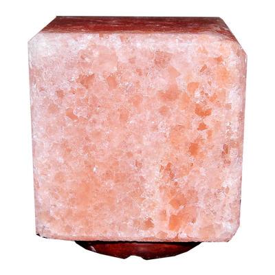 Himalaya Tuz Lamba Kare Küp Şekilli Pembe 4-5 Kg