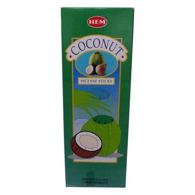 Hindistan Cevizi Kokulu 20 Çubuk Tütsü - Coconut