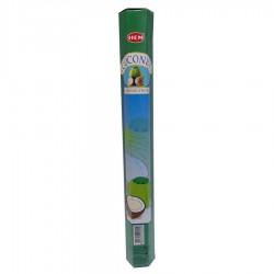 Hem Tütsü - Hindistan Cevizi Kokulu 20 Çubuk Tütsü - Coconut (1)