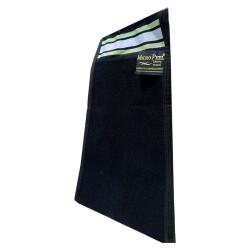 Micro Peel - İpek Sırt ve Vücut Kesesi Siyah 17X27 Görseli