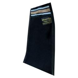 Micro Peel - İpek Vücut Kesesi Siyah 17X27 Görseli