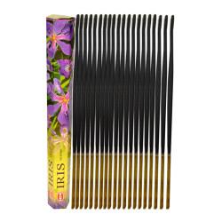İris Süsen Çiçeği Kokulu 20 Çubuk Tütsü - Iris - Thumbnail