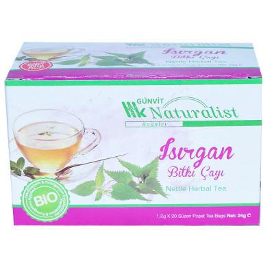 Isırgan Bitki Çayı 20 Süzen Pşt