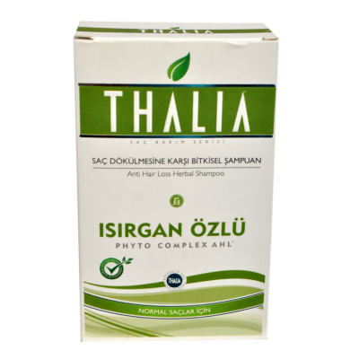 Isırgan Özlü Saç Dökülmesine Karşı Normal Saçlar Şampuanı 300 ML