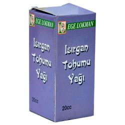 Ege Lokman - Isırgan Tohumu Yağı 20 cc Görseli
