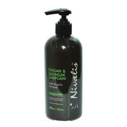 Isırgan Ve Sarımsak Şampuanı 400ML - Thumbnail