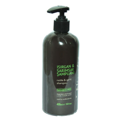 Isırgan Ve Sarımsak Şampuanı 400ML