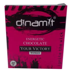 Kadınlara Özel Çikolata 24 Gr - Chocolate Woman - Thumbnail