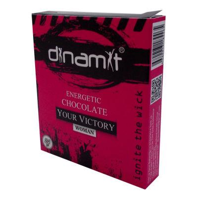 Kadınlara Özel Çikolata 24 Gr - Chocolate Woman