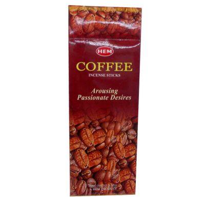 Kahve Kokulu 20 Çubuk Tütsü - Coffee