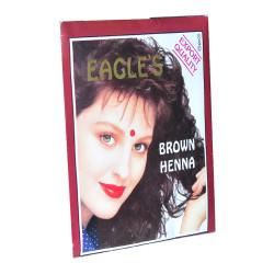 Kahverengi Hint Kınası (Brown Henna) 10 Gr Paket - Thumbnail