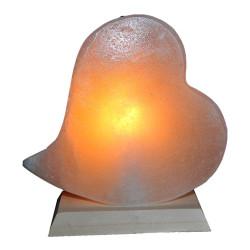 Kalp Kaya Tuzu Lambası Çankırı 1-2Kg - Thumbnail