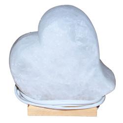 Kalp Kaya Tuzu Lambası Çankırı 2-3Kg - Thumbnail