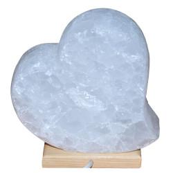 Kalp Kaya Tuzu Lambası Çankırı 3-4Kg - Thumbnail