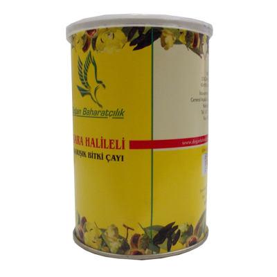 Kara Halileli Karışık Bitkisel Çay 100Gr Tnk