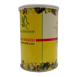 Doğan - Kara Halileli Karışık Bitkisel Çay 100Gr Teneke Kutu Görseli