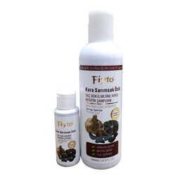 Kara Sarımsak Özlü Şampuan 500 ML - Thumbnail