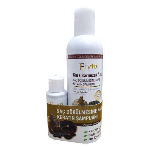 Kara Sarımsak Özlü Şampuan 500 ML