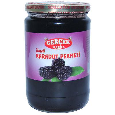 Karadut Pekmezi Cam Kavanoz 760 Gr