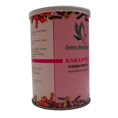 Karanfilli Karışık Bitkisel Çay 100Gr Tnk