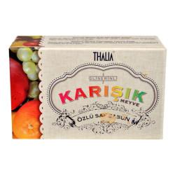 Karışık Meyve Sabunu Gliserinli 125Gr - Thumbnail