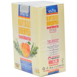 Esila - Kayısılı Biberiyeli Karışık Bitkisel Çay 45 Süzen Pşt (1)