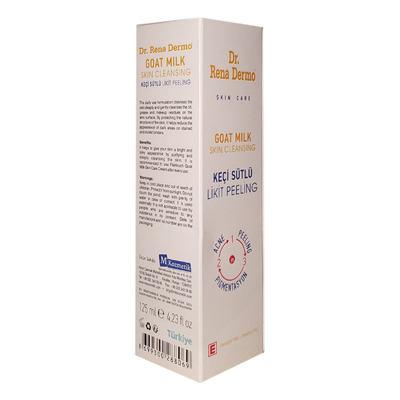 Keçi Sütlü Likit Peeling 125 ML