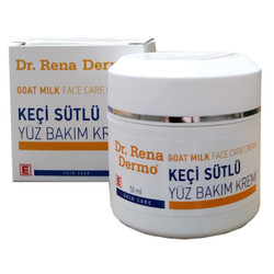 Dr. Rena Dermo - Keçi Sütlü Yüz Bakım Kremi 50 ML (1)