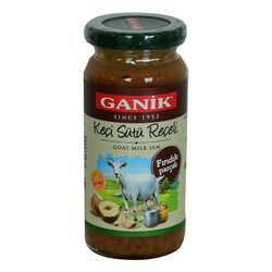 Keçi Sütü Reçeli Fındık Parçalı Glutensiz Cam Kavanoz 270 Gr - Thumbnail