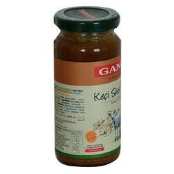 Keçi Sütü Reçeli Glutensiz Cam Kavanoz 270 Gr - Thumbnail