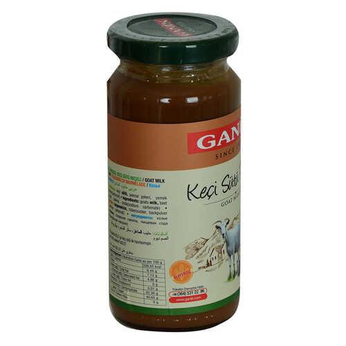 Keçi Sütü Reçeli Glutensiz Cam Kavanoz 270 Gr
