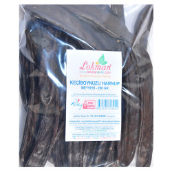 LokmanAVM - Keçiboynuzu Harnup Meyvesi 250 Gr Pkt (1)