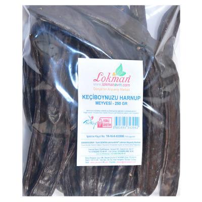 Keçiboynuzu Harnup Meyvesi 250 Gr Pkt