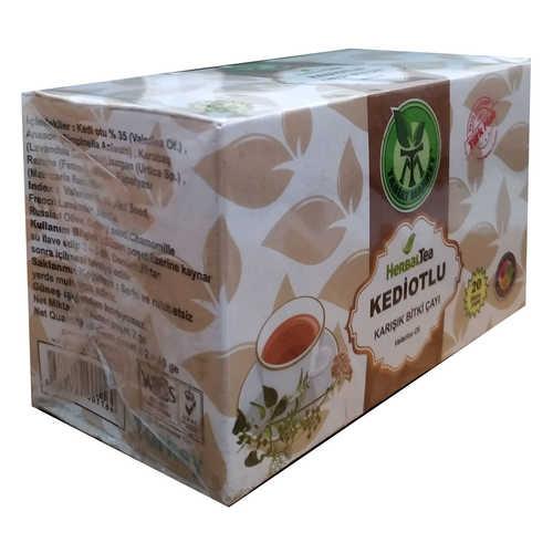 Kediotlu Karışık Bitki Çayı 20 Süzen Pşt