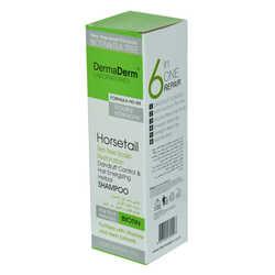 Kepek Karşıtı At Kuyruğu Kırkkilit Otu Özü ve Vitaminli Mineralli Saç Güçlendirici Şampuan 250 ML - Thumbnail