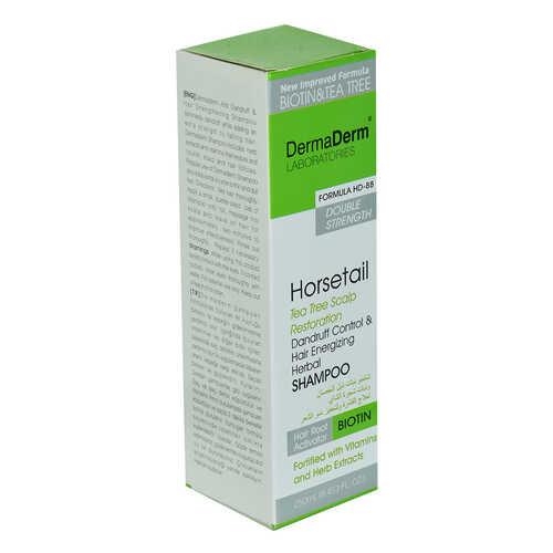 Kepek Karşıtı At Kuyruğu Kırkkilit Otu Özü ve Vitaminli Mineralli Saç Güçlendirici Şampuan 250 ML