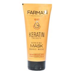 Keratin Terapi Onarıcı Saç Bakım Maskesi 200 ML - Thumbnail