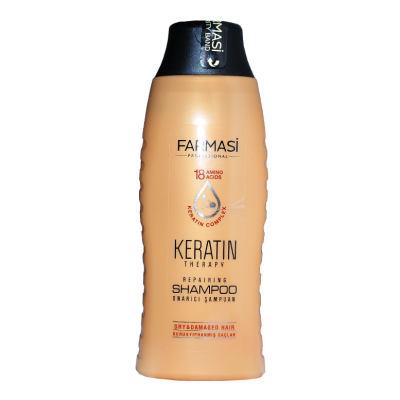 Keratin Terapi Onarıcı Şampuan 400 ML