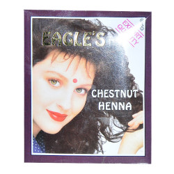 Kestane Hint Kınası (Chestnut Henna) 10 Gr Paket - Thumbnail