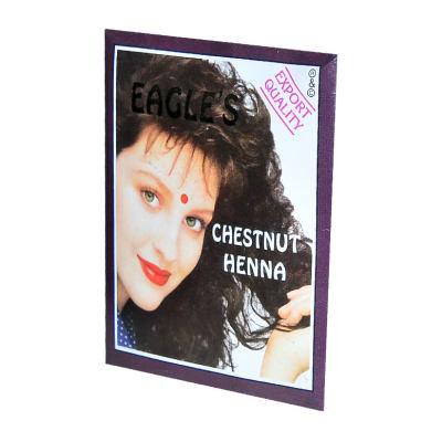 Kestane Hint Kınası (Chestnut Henna) 10 Gr Paket