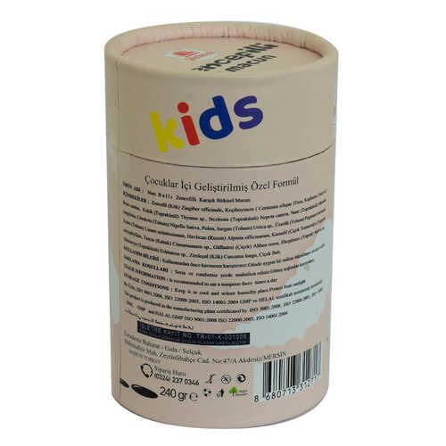 Kids Zencefilli Ballı Bitkisel Karışım Macunu Çocuklara Özel 240 Gr