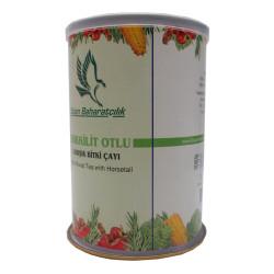 Doğan - Kırkkilitotlu Karışık Bitkisel Çay 100 Gr Teneke Kutu (1)