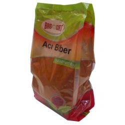 Bağdat Baharat - Kırmızı Toz Biber Acılı Renk Biberi 1000 Gr Paket (1)