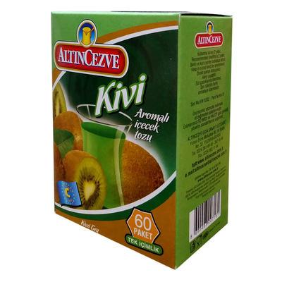 Kivi Aromalı Tek İçimlik İçecek Tozu 1.5 Gr X 60 Pkt