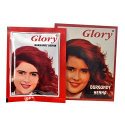Kızıl Hint Kınası (Burgundy Henna) 10 Gr Paket - Thumbnail