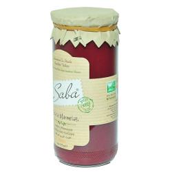 Kızılcık Marmelatı Cam Kavanoz 575 Gr - Thumbnail