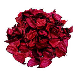 Kokulu Gül Yaprak Kırmızı 50 Gr - Thumbnail