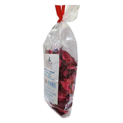 Kokulu Gül Yaprak Kırmızı 50 Gr