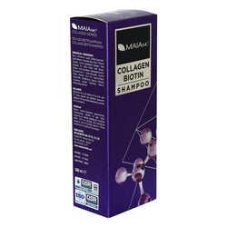 Kolajen Biotin Keratin Şampuanı 350 ML Collagen Biotin Shampoo - Thumbnail
